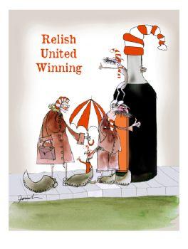Relish United Winning